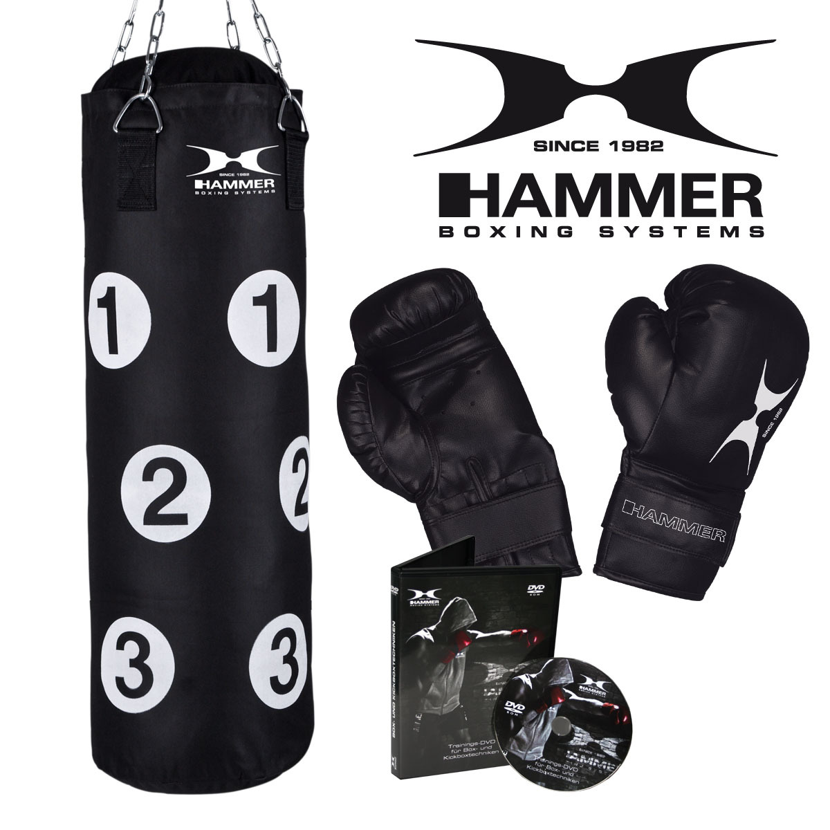 Image of HAMMER BOXING Box-Set Sparring Fit