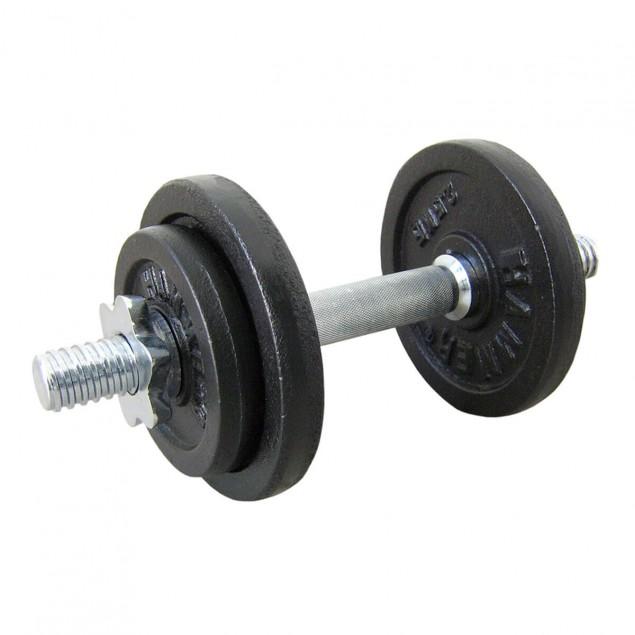 Hanteln und Gewichte 10 kg Kurzhantel-Set, Eisen von HAMMER