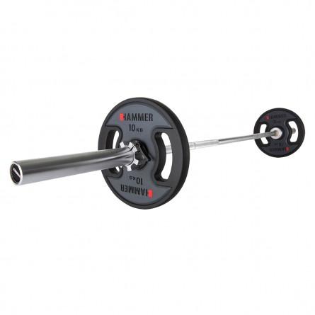 Langhantelstange Olympisch max. 400 kg und 700 kg