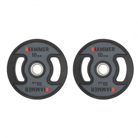 Olympische Gewichtsscheiben-Sets 1,25-25 kg