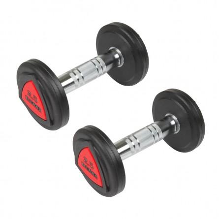 Kompakthantel (PU) 2,5 kg - 40 kg