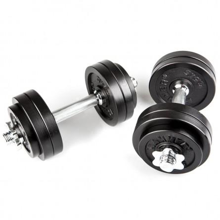 Kurzhantel-Set 30 kg  Eisen