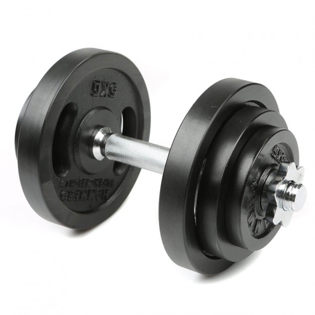 Hanteln und Gewichte Kurzhantel-Set 20 kg , Eisen von HAMMER