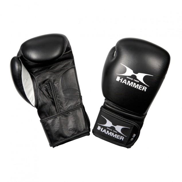 Boxhandschuhe Premium Fitness von HAMMER BOXING