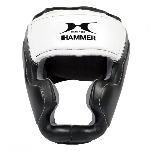 Schutzausrüstung Kopfschutz Sparring von HAMMER BOXING