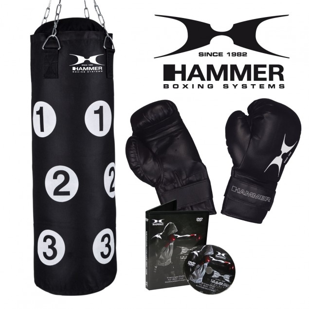 Box-Set Sparring Fit von HAMMER BOXING
