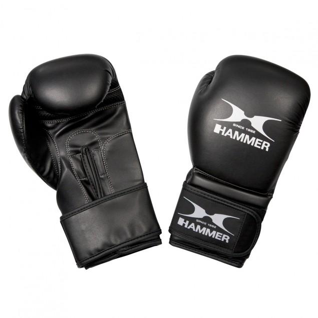 Boxhandschuhe Premium Training von HAMMER BOXING