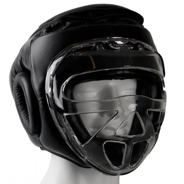 Schutzausrüstung Kopfschutz Protect von HAMMER BOXING