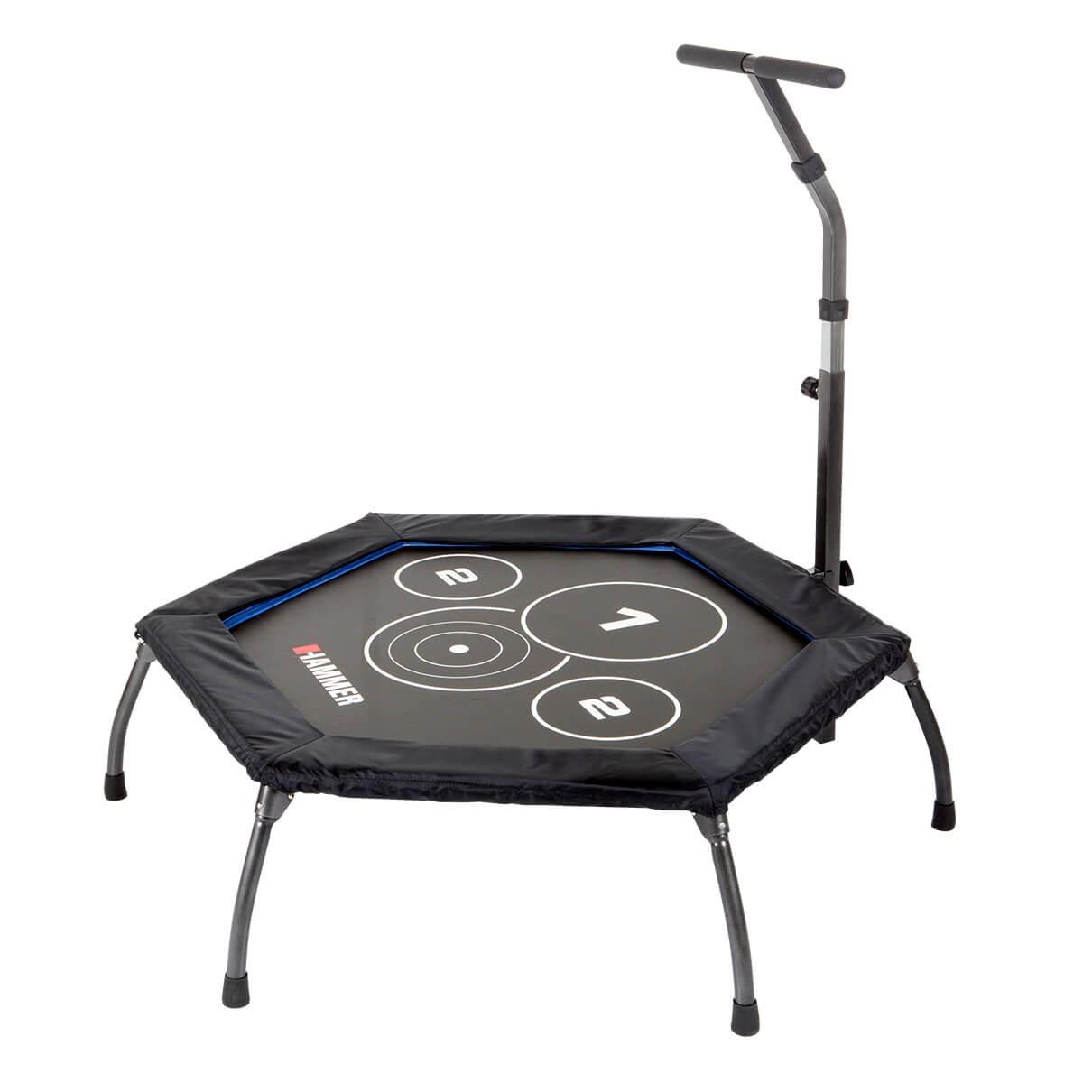 schnell mit dem trampolin abnehmen
