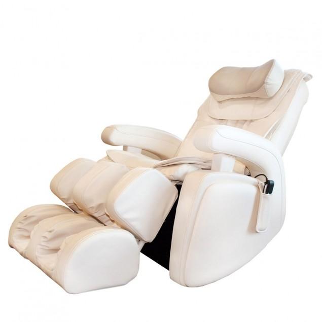 Massagesessel Premion, creme von FINNSPA by HAMMER