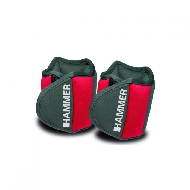 Fitnesskleingerät Gewichtsmanschetten von HAMMER