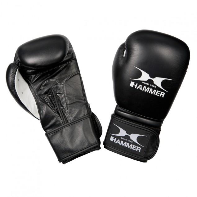 Boxhandschuhe Premium Fight von HAMMER BOXING