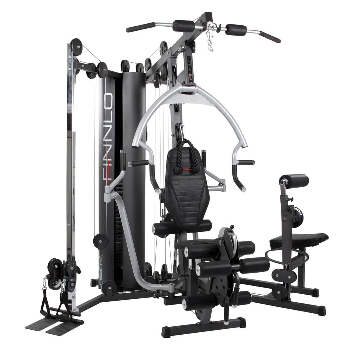 Buy FINNLO by HAMMER multi gym Autark 6600