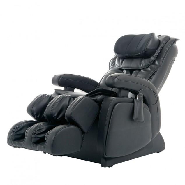 Massage chair Premion, black by FINNSPA by HAMMER