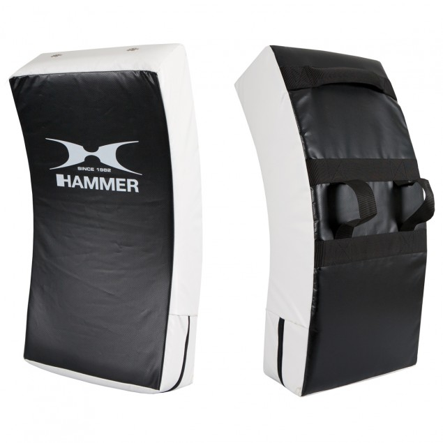 Training accessories Curved Punch Pad by HAMMER BOXING