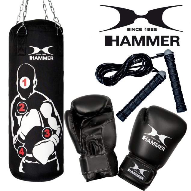 Boxing set Sparring Pro  by HAMMER BOXING