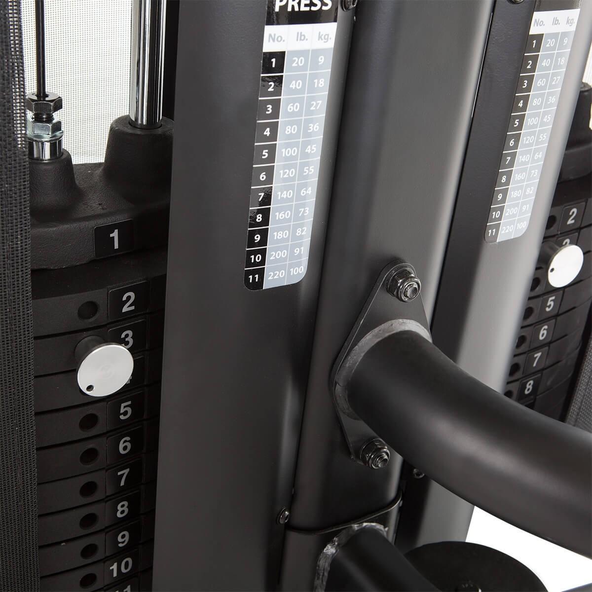 dual station presse cuisses mollets service premium du fabricant. Black Bedroom Furniture Sets. Home Design Ideas