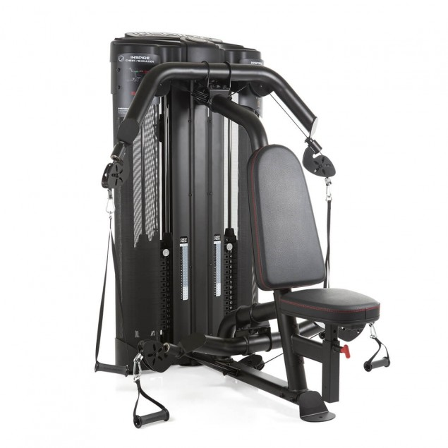 Multi gym  Dual Station Chest/Shoulder de INSPIRE by HAMMER