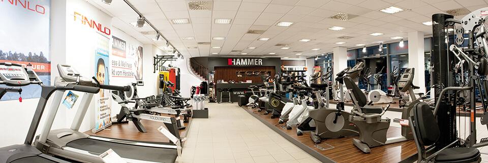HAMMER STORES im Überblick