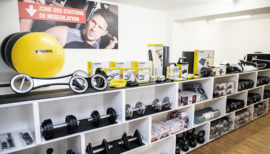 HAMMER Store Genf