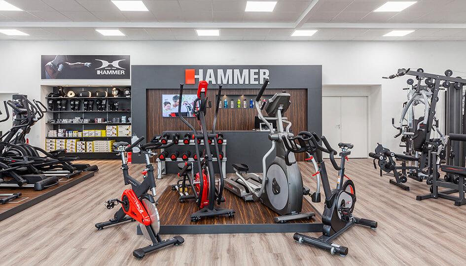 HAMMER Store Hamburg