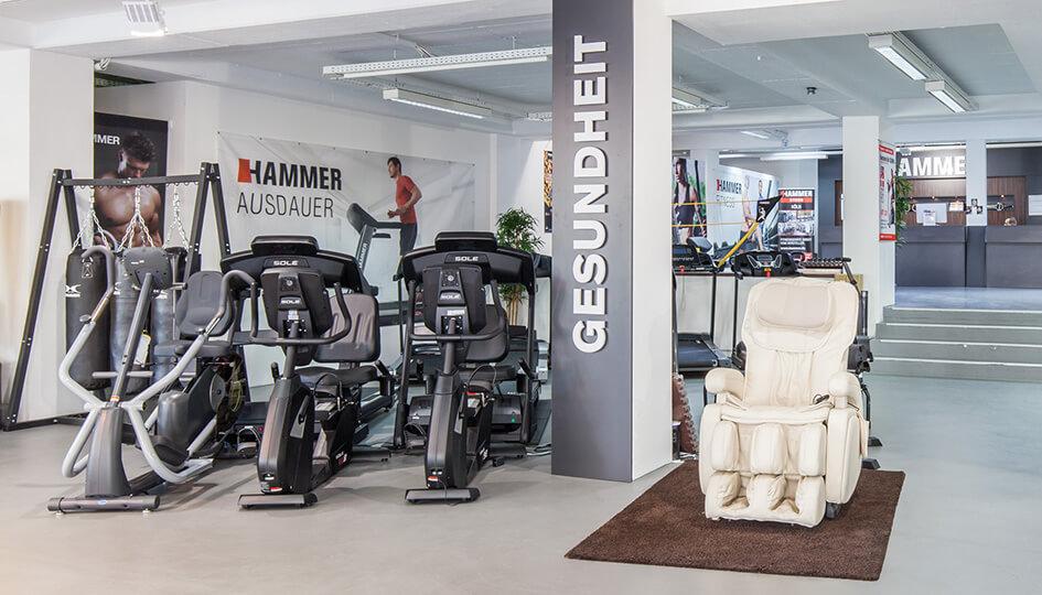 HAMMER Store Köln