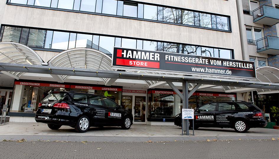 HAMMER Store Mannheim