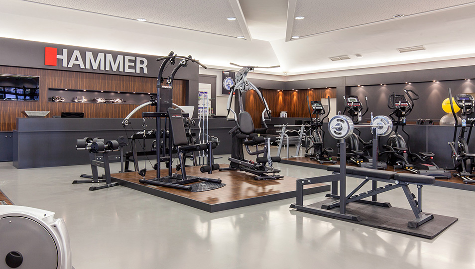 fitness store neu ulm fitnessger te testen und kaufen. Black Bedroom Furniture Sets. Home Design Ideas