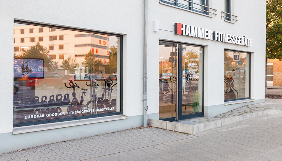 HAMMER Store Nürnberg