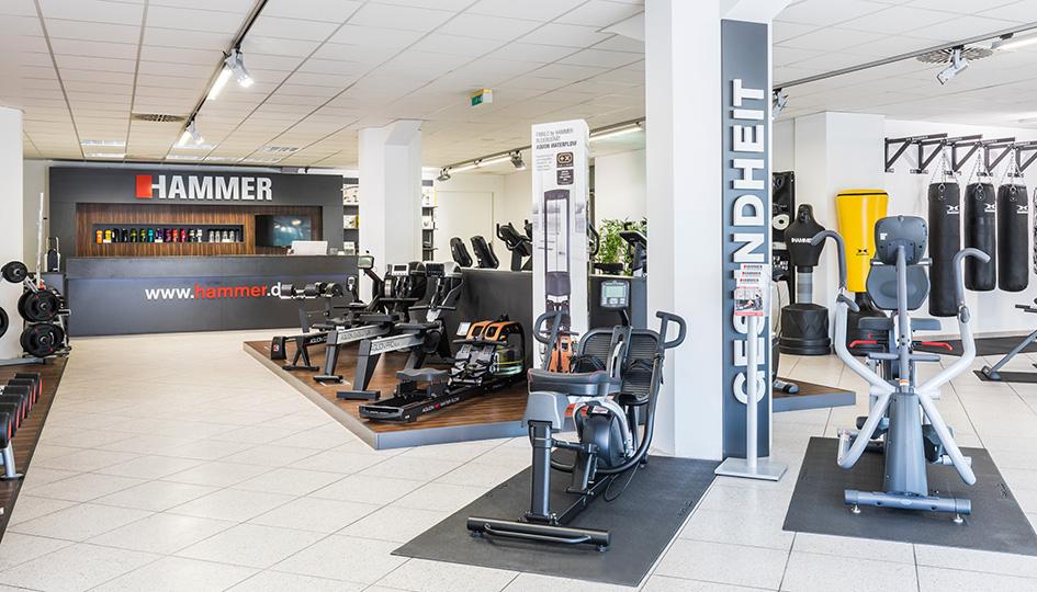 HAMMER Store Stuttgart