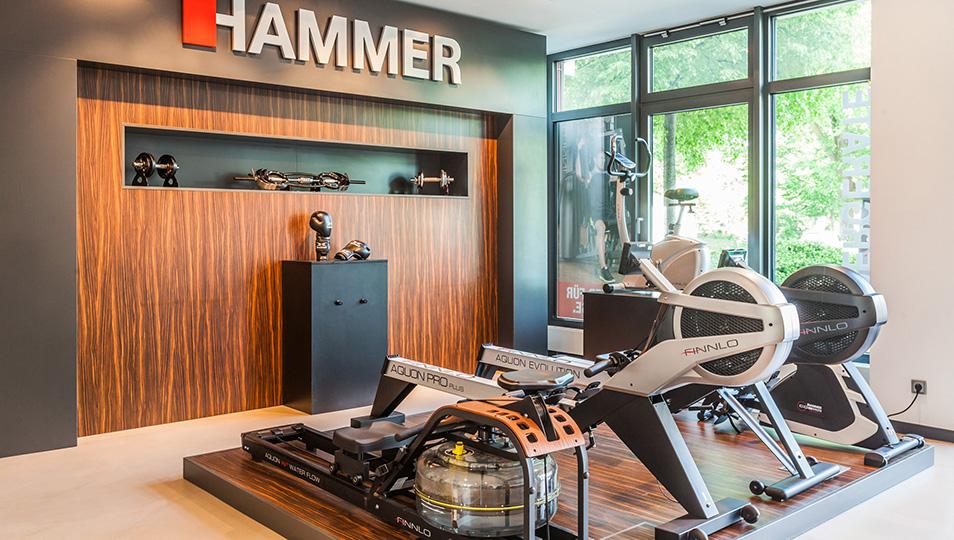 HAMMER Store Wiesbaden