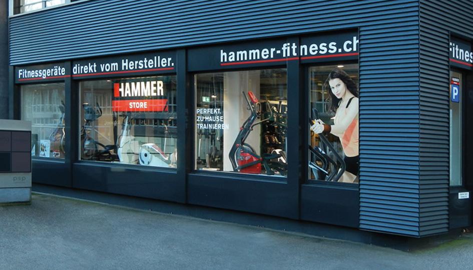 HAMMER Store Zürich