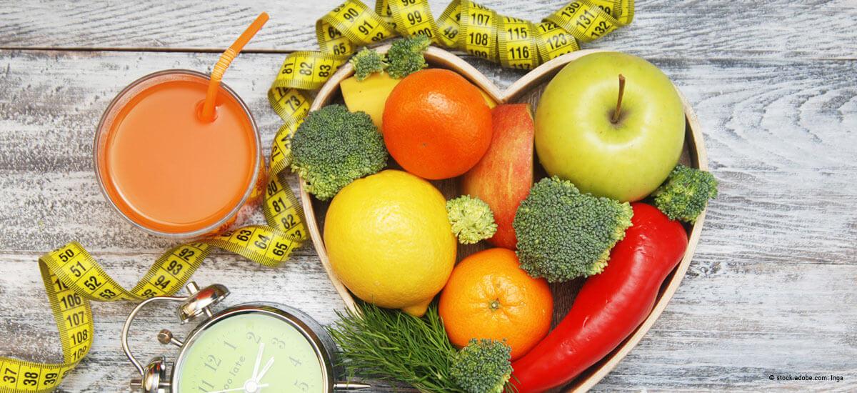 Wie man Lebensmittel für eine gesunde Ernährung kombiniert