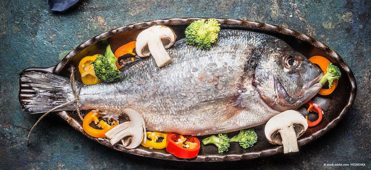 Hyperproteische Diät erlaubt kein Essen