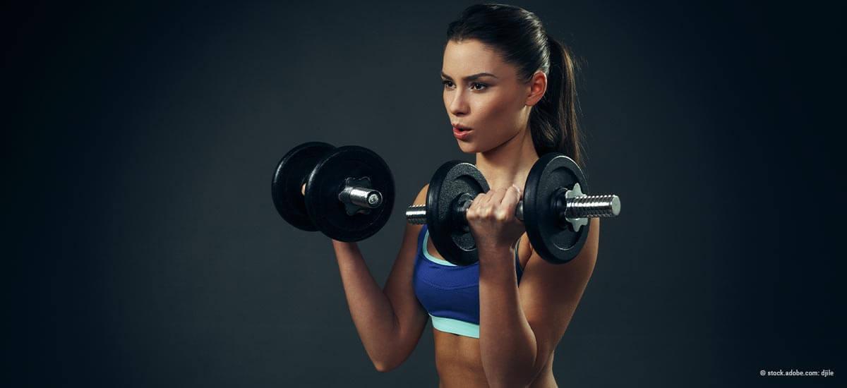 Fitnesswissen Krafttraining Fur Frauen