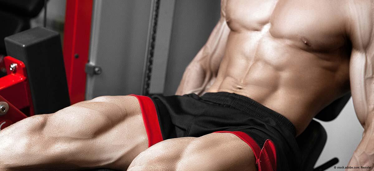 Protein, um Gewicht zu verlieren und Muskeln zu definieren