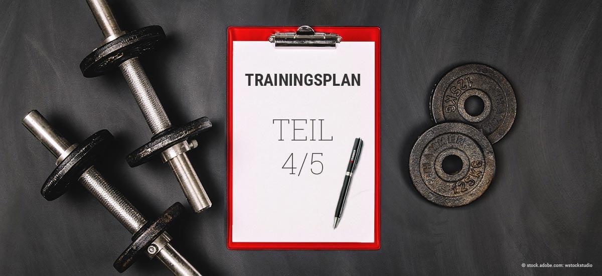 Split training dreier 3er Split