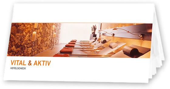 Hotelscheck Vital & Aktiv