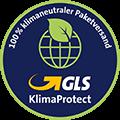 100 Prozent klimaneutraler Versand mit GLS KlimaProtect
