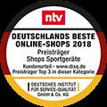 Deutschlands Beste Online Shops ntv