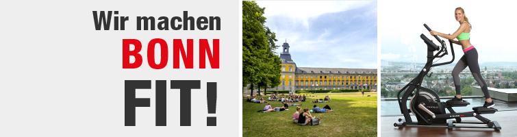 Fitness in Bonn