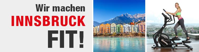 Fitness in Innsbruck