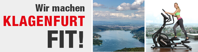 Fitness in Klagenfurt